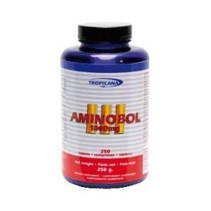 AMINOBOL III 100 cápsulas