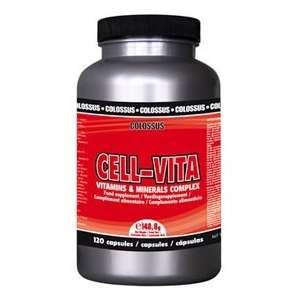 CELL-VITA 120 comprimidos