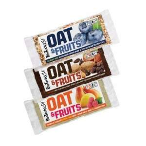 BARRITA OAT AND FRUITS