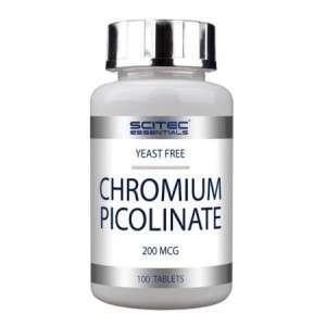 CHROMIUM PICOLINATE 100...