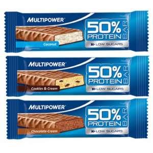 50% PROTEIN BAR 50 gr