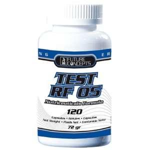 TEST RF 05 120 cápsulas