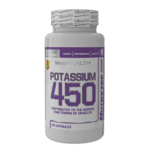 POTASIUM 450 mg 60 cápsulas