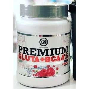 PREMIUM GLUTA+BCAAS 600 gr