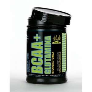 BCAA + GLUTAMINA 500 gr
