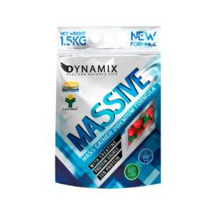 MASSIVE MASS GAINER 1.5 kg