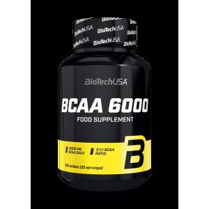 BCAA 6000 100 tabletas