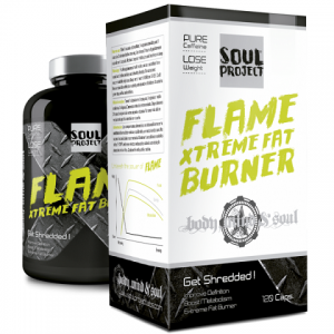 FLAME EXTREME FAT BURNER...