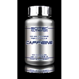 CAFFEINE 100 mg 100 cápsulas