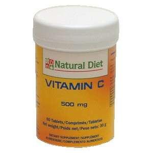 VITAMINA C 500 mg 60...