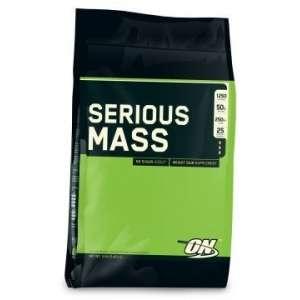 SERIOUS MASS 5.4 kg (12 lb)