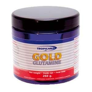 GOLD GLUTAMINE 250 gr