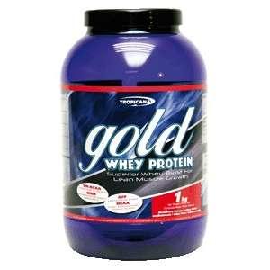 GOLD WHEY PROTEIN 2 kg