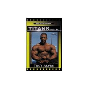 DVD TROY ALVES TITANS IV
