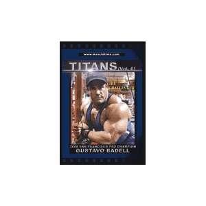 DVD GUSTAVO BADELL TITANS VI