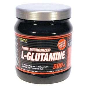 GLUTAMINA MICRONIZED 500 gr
