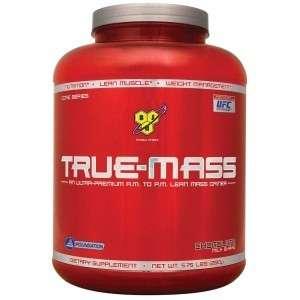 TRUE MASS 2.61 kg (5.75 lb)