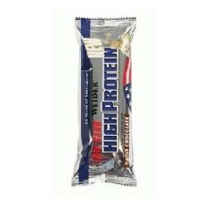 LOW CARB HIGH PROTEIN BAR...