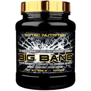 BIG BANG 825 gr naranja