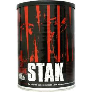 ANIMAL STAK  21 packs