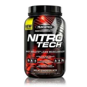 NITRO-TECH PERFORMANCE...