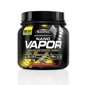 NANO VAPOR PERFORMANCE...