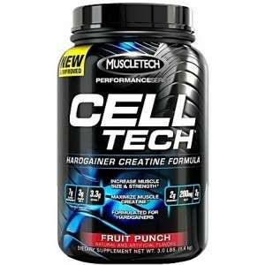 CELL-TECH PERFORMANCE...