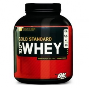100% WHEY GOLD STANDARD 2.3 kg