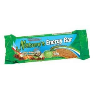 NATURES ENERGY BAR 40 gr