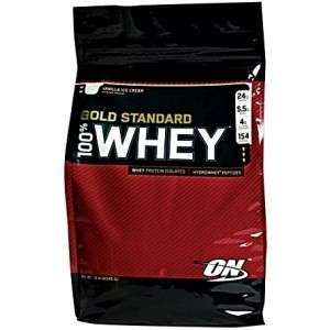 100% WHEY GOLD STANDARD...
