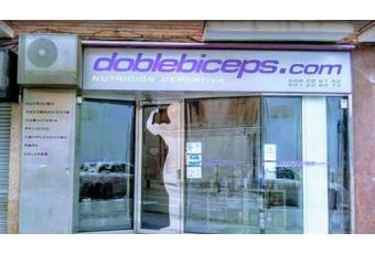 Doblebiceps - Tu tienda de nutrición
