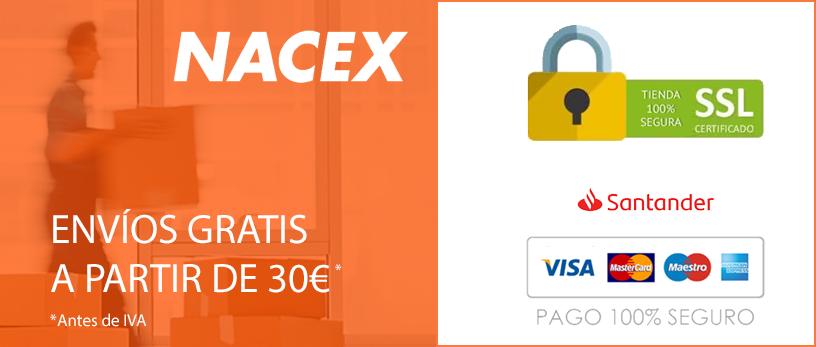 Envíos con NACEX